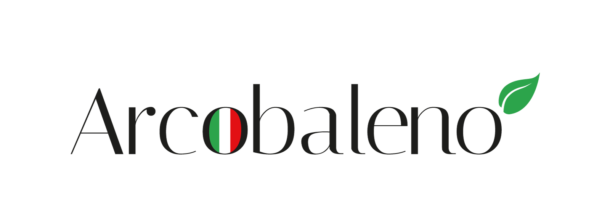 Italiaans restaurant Pizzeria Oudenaarde Bergstraat-markt - Arcobaleno logo