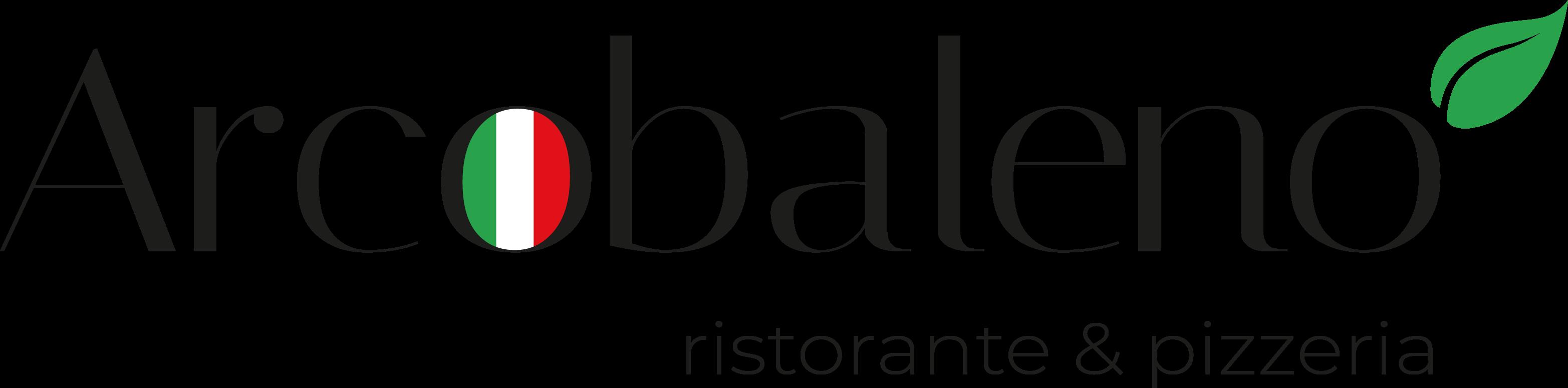 Italiaans restaurant Pizzeria Oudenaarde Bergstraat markt - Arcobaleno logo