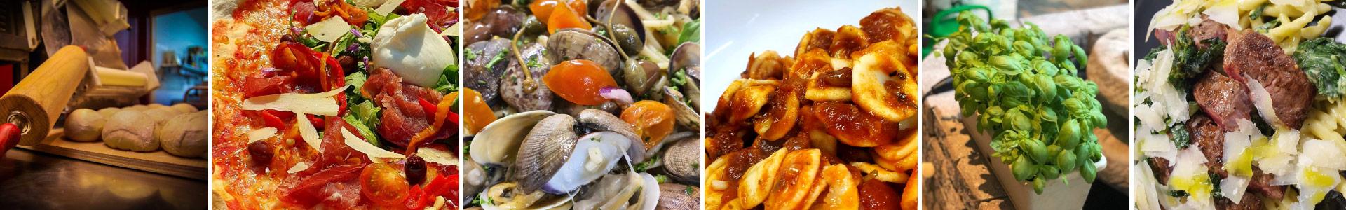 Italiaans restaurant pizzeria Oudenaarde Bergstraat markt - Arcobaleno